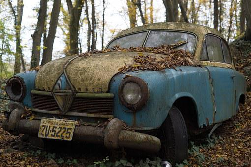 Classic Car, Borgward, Car, Vintage