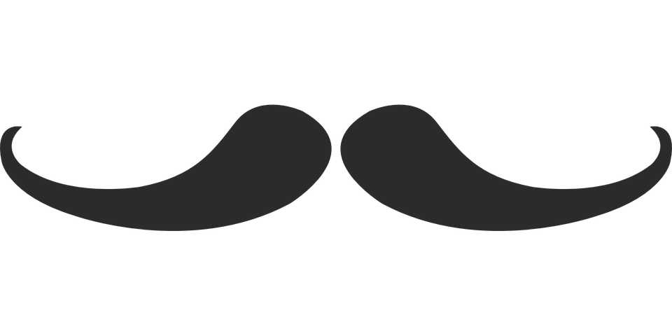 Free vector graphic moustache drawing man free image - Moustache dessin ...