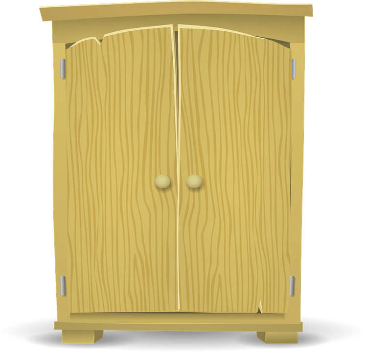무료 벡터 그래픽: 찬, 저장, 캐비닛, 가구, 폐쇄, 나무, 브라운, 가정 장식 - Pixabay의 ...