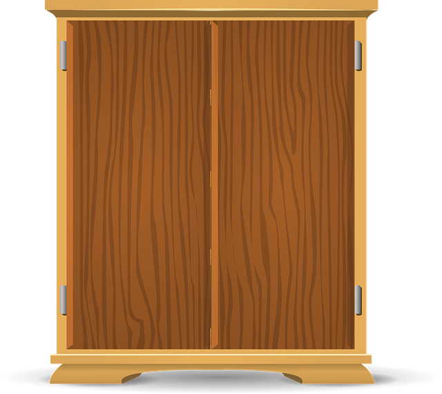 Cabinet Storage Wooden · Free vector graphic on Pixabay