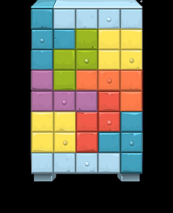 Schließfächer Regal Schränke · Kostenlose Vektorgrafik auf Pixabay