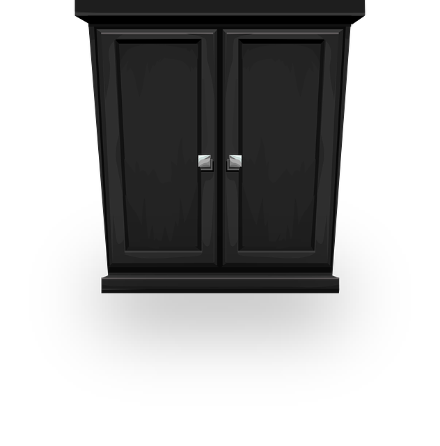 Free Vector Graphic Cupboard Closed Cabinet Storage Free Image On Pixabay 575390