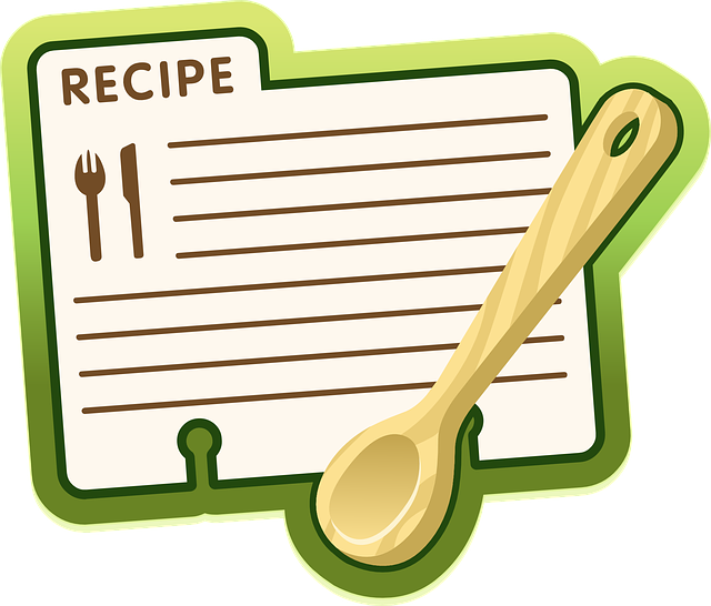 Recipe Label Icon · Free Vector Graphic On Pixabay