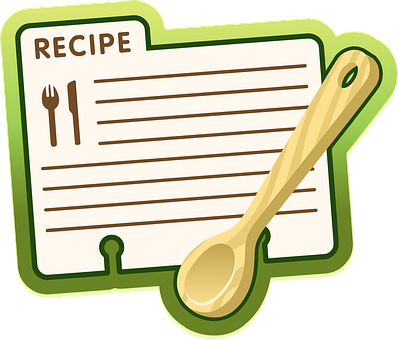 Recipe, Label, Icon, Symbol, Spoon