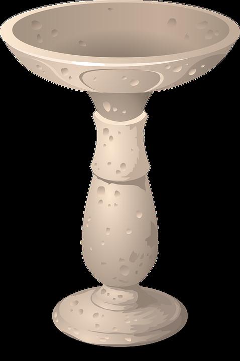 Vogeltränke Garten Möbel · Kostenlose Vektorgrafik auf Pixabay