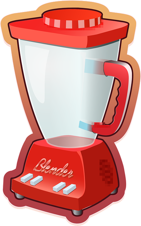 Clip Art Of Blender ~ Free vector graphic blender grinder mixer equipment
