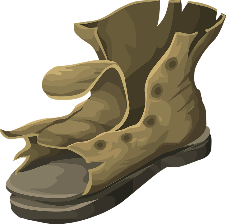 The Old Brown Shoe