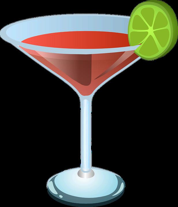 Free vector graphic cocktail margarita martini drink for Cocktail margarita