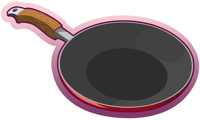 Free Vector Graphic Frying Pan Pan Fry Cook Fried