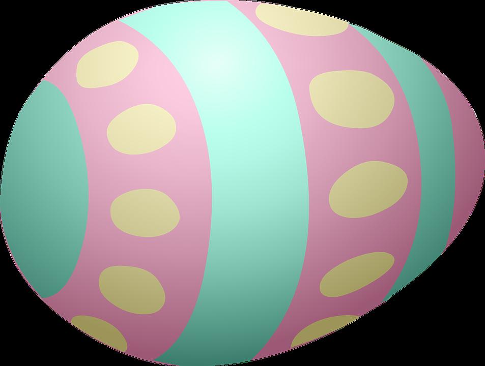 easter egg decorated easter egg