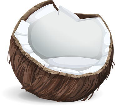 Coconuts, Foods, Fruits, Tropical, Nuts