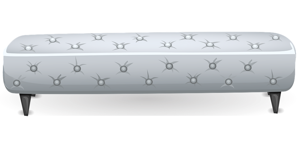 Free vector graphic: Cot, Bed Bench, Furniture, Seat - Free Image ...