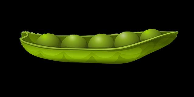 Peas Pod Pea · Free vector graphic on Pixabay