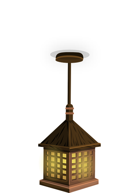 Free Vector Graphic Lantern Lamp Light Lighting Free