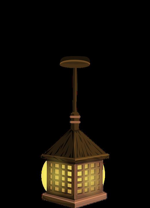 lantern lamp light lighting hanging vintage glow
