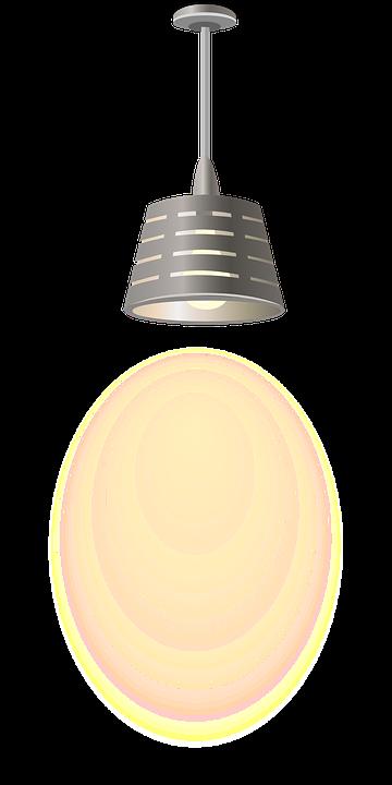 Free Vector Graphic Light Lamp Lighting Ceiling