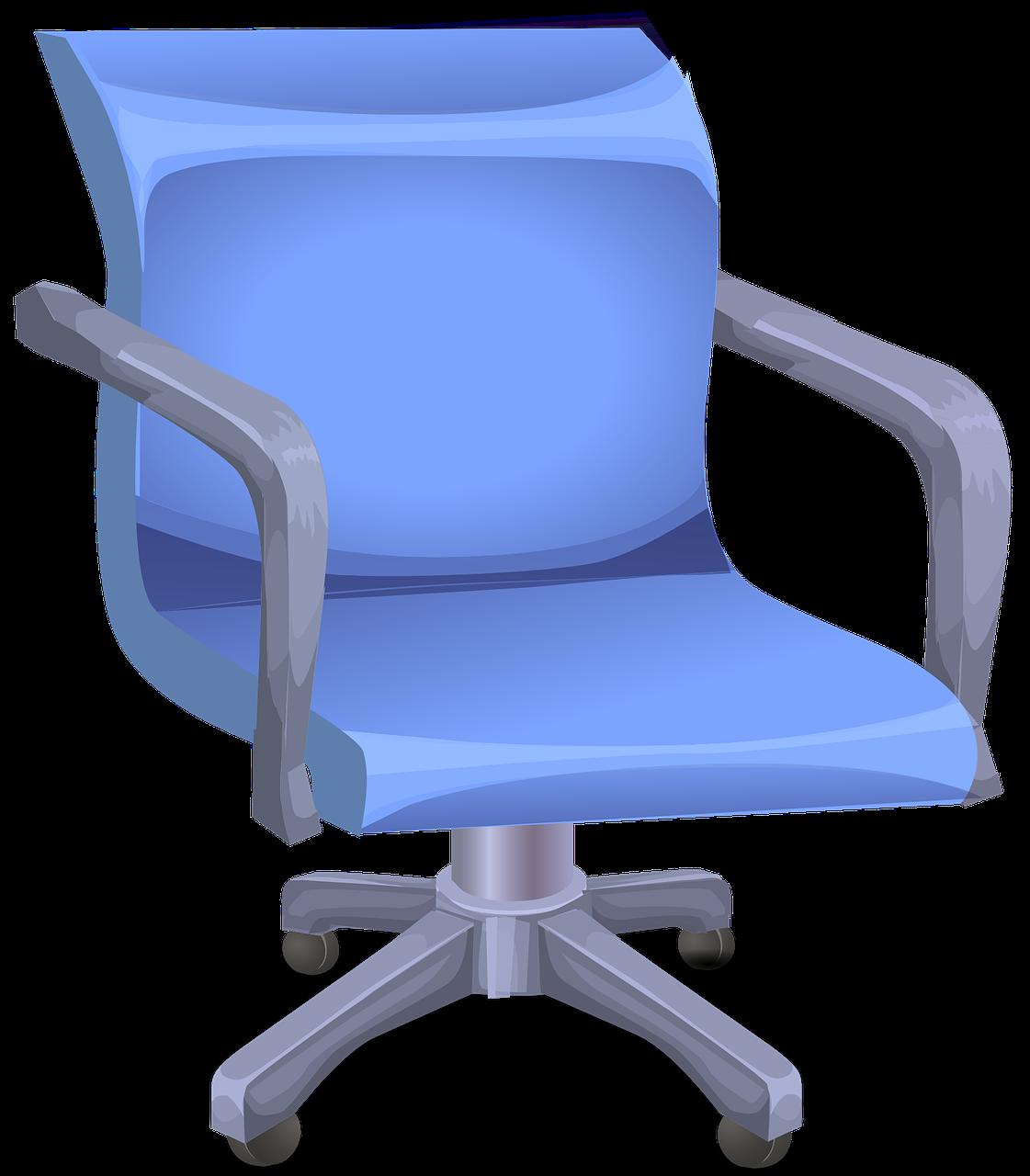 просто картинка крутящего стула того