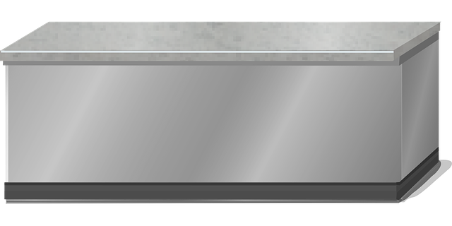 free vector graphic counter stainless steel grey free image on pixabay 575944. Black Bedroom Furniture Sets. Home Design Ideas