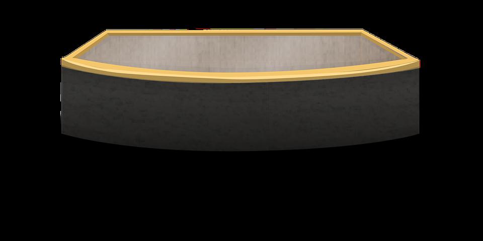 Tisch Schwarz Gold Kostenlose Vektorgrafik Auf Pixabay