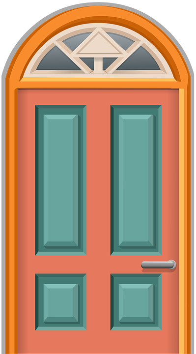 Free vector graphic door entrance front door entry - Porte photo transparent ...