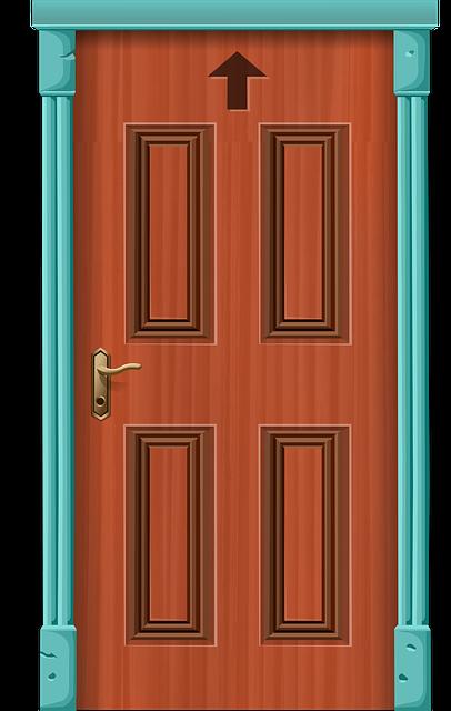 Free Vector Graphic Door Entrance Front Door Entry