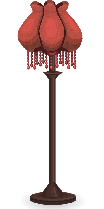 Golvlampa Gatlykta
