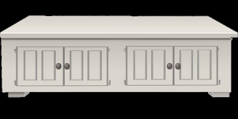 Image vectorielle gratuite contre comptoir bois blanc image gratuite sur pixabay 576092 for Meuble transparent