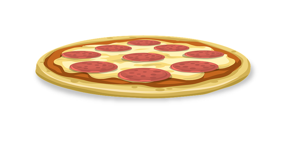 Pizza Pepperoni Food · Free Vector Graphic On Pixabay