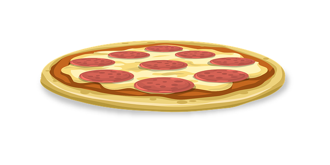 Pizza Pepperoni Food Cheese Dinner Italian