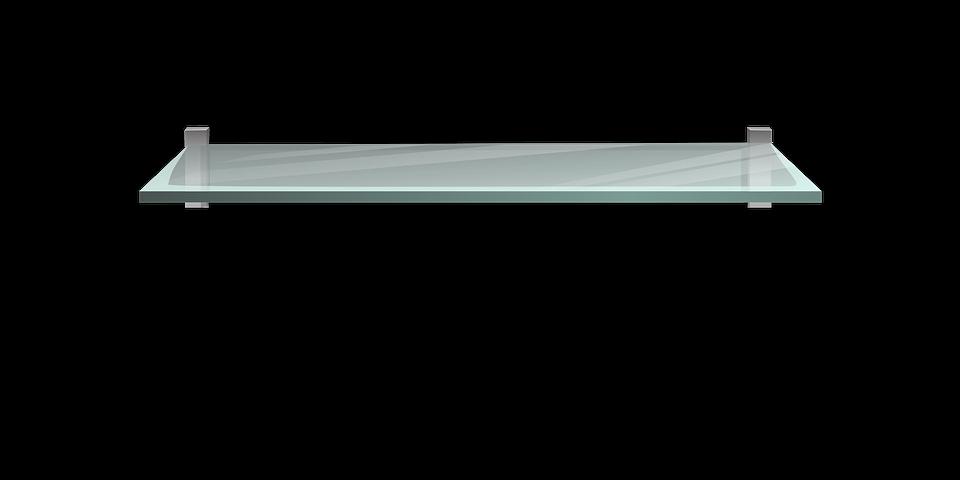 Mensola Vetro Bagno · Grafica vettoriale gratuita su Pixabay