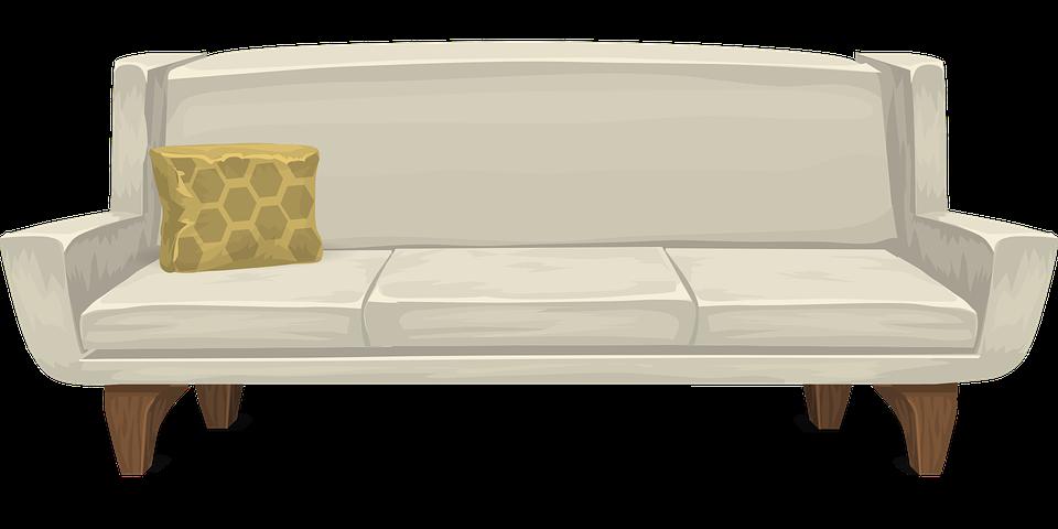 Sofá Asientos Asiento · Gráficos vectoriales gratis en Pixabay