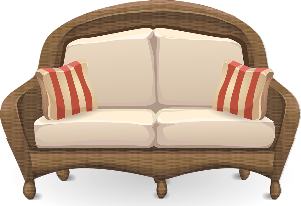 Sofa Furniture sofa - free vector graphics on pixabay