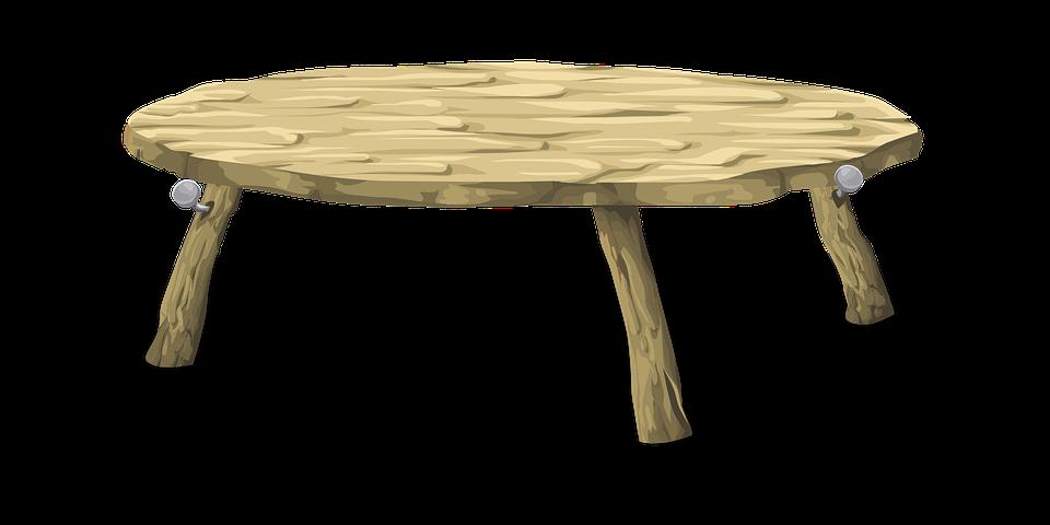 Cartoon wooden table pixshark images galleries