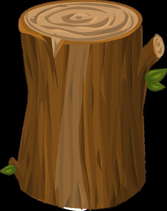 Árbol tronco madera · gráficos vectoriales gratis en pixabay
