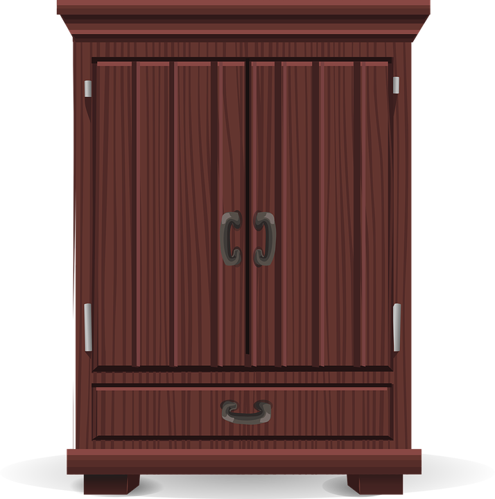 Free Vector Graphic Armoire Storage Wardrobe Free
