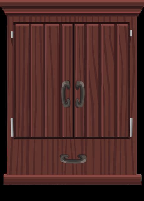 Wood Wardrobe Armoire An Art Deco Gentlemans Wardrobe