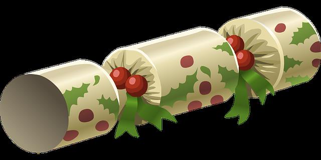 Free vector graphic: Christmas Cracker, Xmas, Christmas - Free Image ...