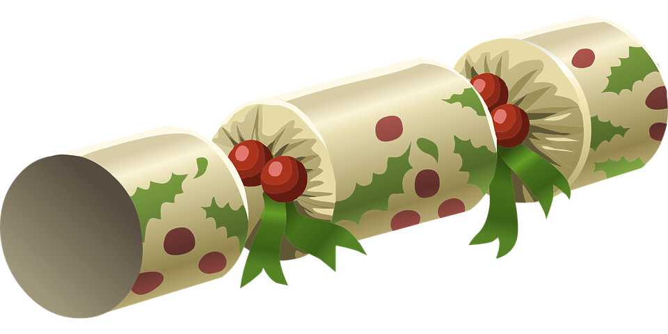 Christmas Cracker Vector.Christmas Cracker Xmas Free Vector Graphic On Pixabay