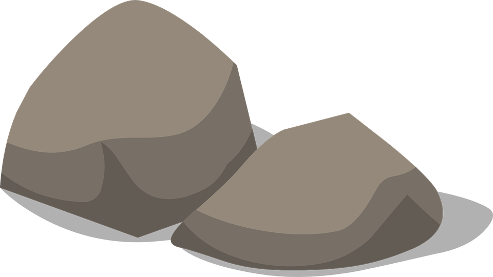 Stone Clip Art : Stone rock nature · free vector graphic on pixabay