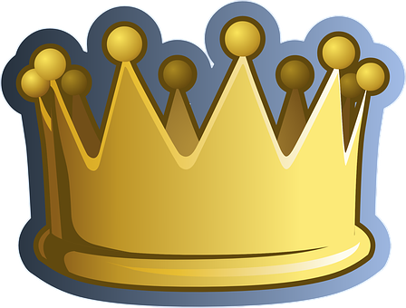 Crown King Queen Royal Symbol Prince