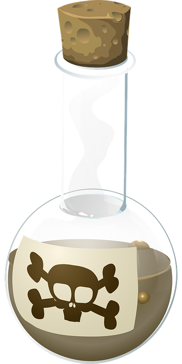 Free vector graphic: Poison, Liquid, Toxic, Glass - Free ...