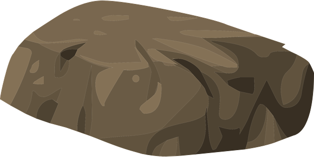 Free Vector Graphic Rock Boulder Stone Nature Free