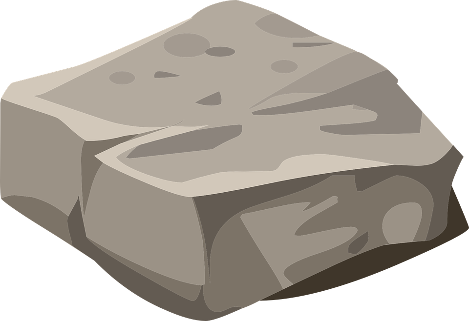 Stone Clip Art : Rocks mountain nature · free vector graphic on pixabay