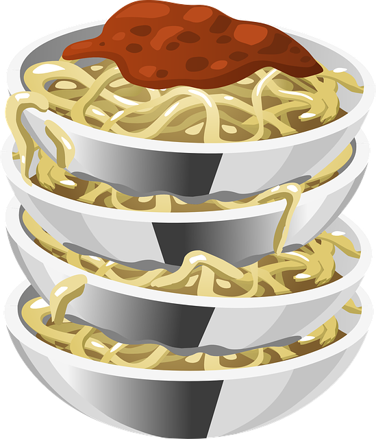 spaghetti sauce pasta  u00b7 free vector graphic on pixabay