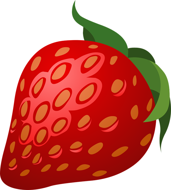 strawberry pink fruits  u00b7 free vector graphic on pixabay strawberry clip art download strawberry clip art free