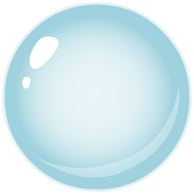 Free Vector Graphic: Circle, Ball, Blue, Bubble, 3D