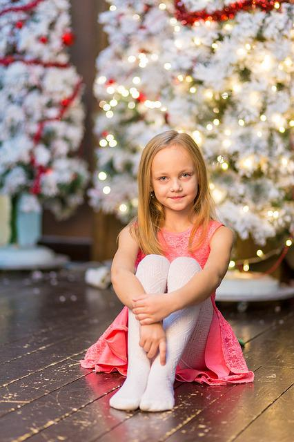 Free Photo Child Christmas Girl People Free Image On