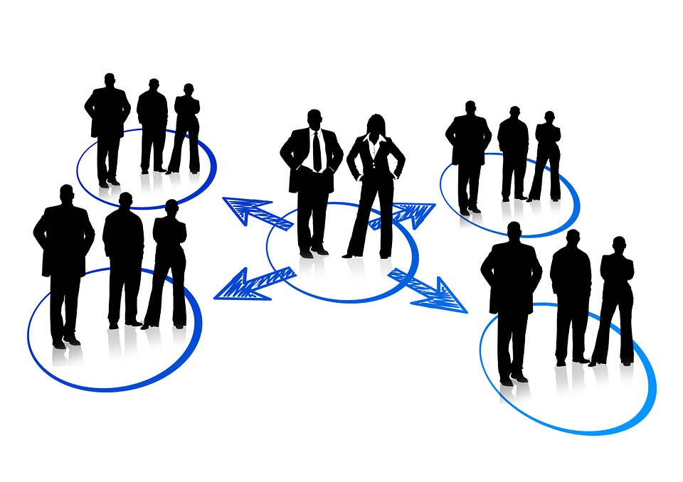 Network businessmen circuit free image on pixabay for Business netzwerk