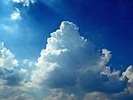sky, skyscape, clouds