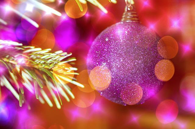 Christmas Bauble Bokeh Background 183 Free Photo On Pixabay